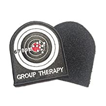 The Tactical US Made Group Therapy Combat Army Morale Velcro Patch