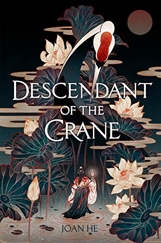 Desendant of the Crane by Joan He