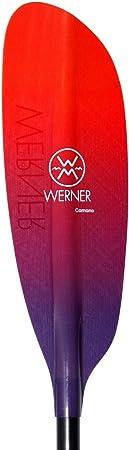 Werner Camano Premium Fiberglass Kayak Paddle