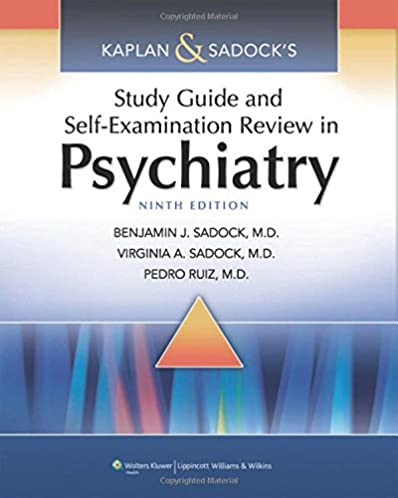 kaplan sadock s study guide and self examination review in rh amazon com kaplan and sadock study guide 11th edition kaplan and sadock study guide pdf