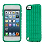 Speck Products PixelSkin Case for iPod Touch 5 (Malachite Green)