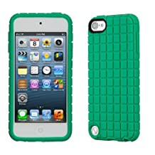 Speck Products PixelSkin Case for iPod Touch 5, Malachite Green