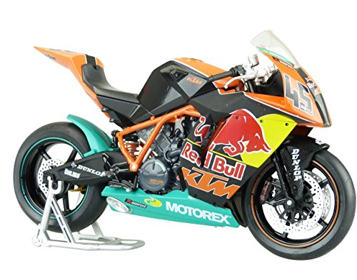 1/12 2011 KTM 1190 RC8R レッドブル限定版 「完成品バイクシリーズ」
