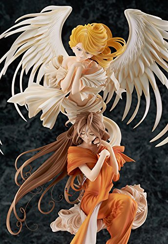 My Goddess Lucky Goddess 25th Peorth Skuld Belldandy PVC Action Figure Collection Figure Toy (Belldandy Pvc Figure)