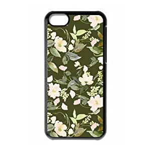 MMZ DIY PHONE CASERetro Floral Flower ZLB536476 Brand New Case for iphone 6 4.7 inch, iphone 6 4.7 inch Case