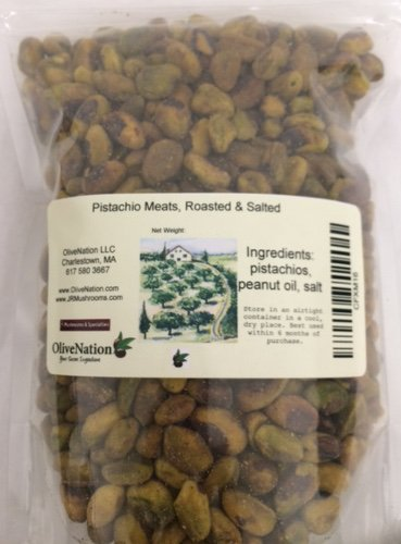 Pistachio Meats 80 oz by OliveNation