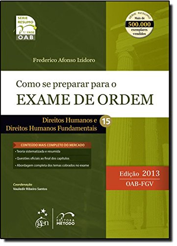 Download Resumo OAB. 1ª Fase. Direitos Humanos - Volume 15 ebook