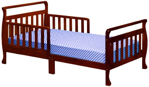 Furniture Sleigh Toddler Bed - 2