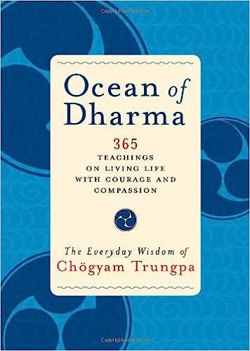 Ocean of Dharma has been added