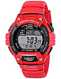 Casio Men's WS220C-4AV Casio Tough Solar Power Sport Watch