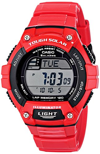 Casio W S220C 4AVCF Tough Solar Digital