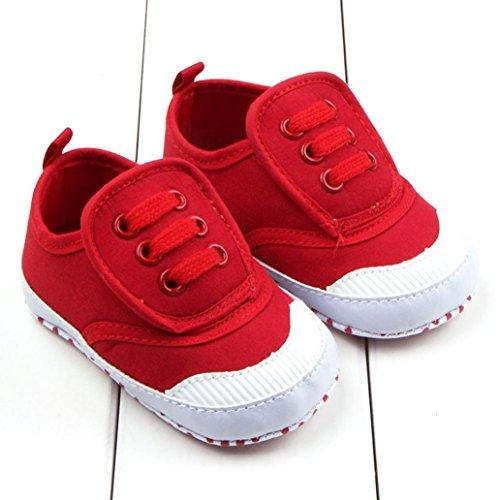 c38ca95a7cf0d Binmer(TM) Infant Baby Boy Girl Soft Sole Crib Shoes Sneaker ...