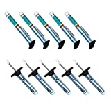 GODESON 88702 Smart Color Coded Tire Tread Depth Gauge (10 Pack): more info