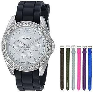 XOXO Casual Watch For Women Analog Silicone - XO9028