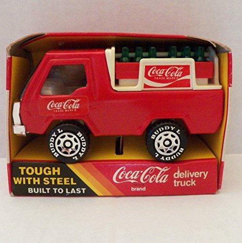 Rare 1985 Coca-Cola Brand Delivery Truck, (Coca Cola Delivery Truck)