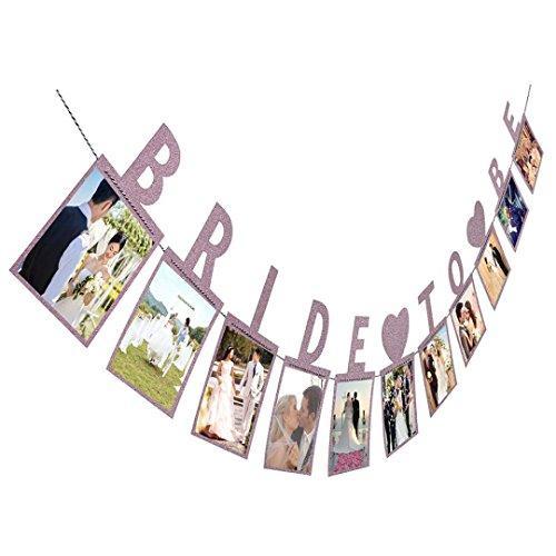 Amazon.com: Pancarta de fotos Deeseee(TM) para bodas ...