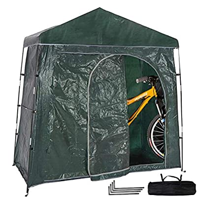 MBEN Outdoor Bike Storage Tent Shed