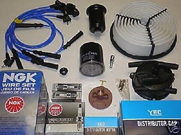 TBK Tune Up Kit Toyota 4Runner V6 1992 – 1995 todos los filtros, tapa de
