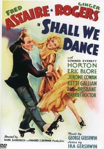 Shall We Dance Ginger Rogers Fred Astaire Edward Everett Horton Mark Sandrich