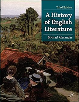 alxender a history of english literature
