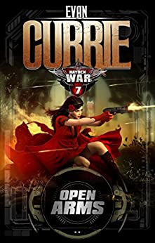 Open Arms (On Silver Wings Book 7) by [Currie, Evan]