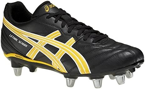 ASICS GEL Lethal Scrum 8 Rugby BOOTS UK