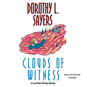 Clouds of Witness Audiobook