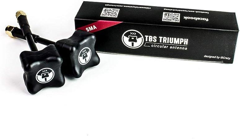 5,8GHz TBS Triumph Antennas Set RHCP SMA: Amazon.es: Electrónica