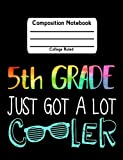 5th Grade Just Got A Lot Cooler: Back To School