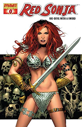 Red Sonja: She-Devil With a Sword #0 (Red Sonja: She-Devil With a Sword (2010-2013)) -