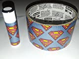 5 Superman Chap Stick Lip Balm five pack pieces BULK