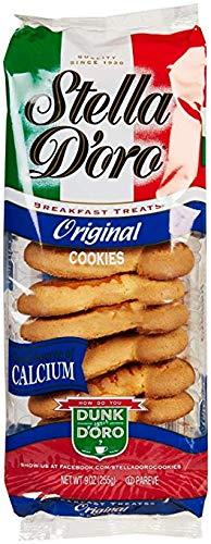 Stella D'Oro Breakfast Treats - Original - 9 oz (Pack Of 2) by Stella D'oro