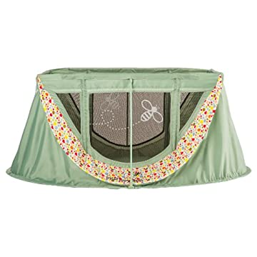 Parentlab JourneyBee Portable Crib (Sage)
