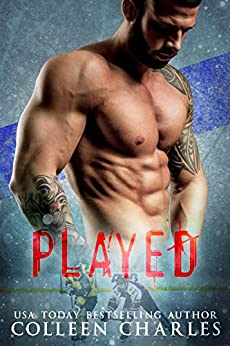 Played (Minnesota Caribou Book 2) by [Charles, Colleen]