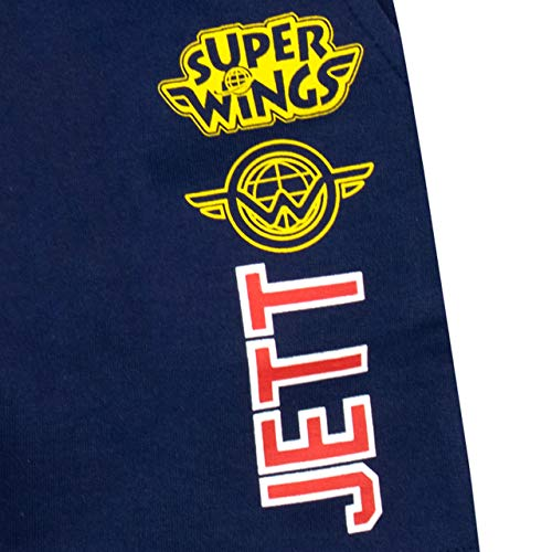 Super Wings Boys Jett T-Shirt and Shorts Set