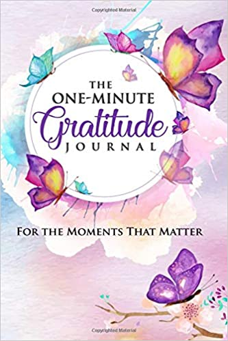 The The One-Minute Gratitude Journal by Pat Wyman travel product recommended by Pat Wyman on Lifney.