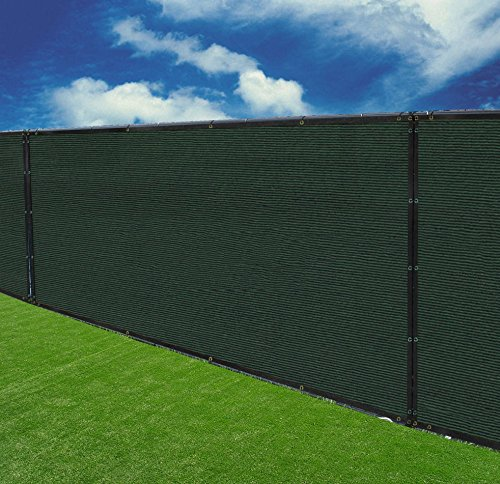 FONITA 6' x 50' Heavy Duty Fence Privacy Screen - ()