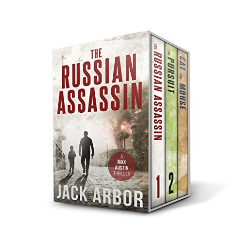 The Russian Assassin Series Box Set: Books 1 & 2 + Bonus Novella -