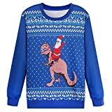 Hsctek Santa Sweater, Ugly Christmas Sweater Boys
