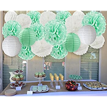 Amazon Big Size Mint To Be Wedding Decorations White Mint