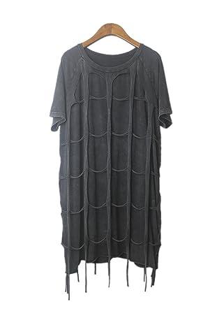 Damen Classics Sexy Straße Punk Hippie T-Shirt Shirt Damenbluse T-Shirt- Bluse