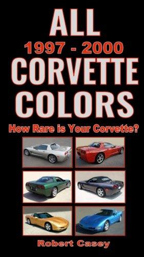 All Corvettes - 8