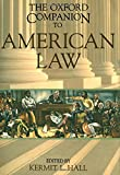 img - for The Oxford Companion to American Law (Oxford Companions) book / textbook / text book