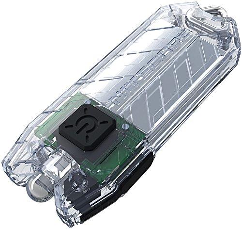 (Nitecore Tube 45 Lumens Flashlight Transparent)