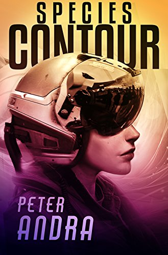Book: Species Contour - sci fi adventure by Peter Andra