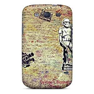 Star Wars Abstract Case Compatible With Galaxy S3/ Hot Protection Case