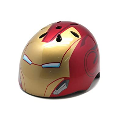 Samchully Iron-Man Multi-Sport Child Helmet : Sports & Outdoors