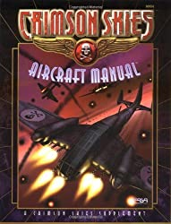 Crimson Skies: Aircraft Manual (FAS8004)
