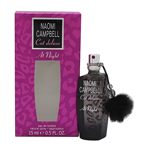 Naomi Campbell Cat Deluxe at Night Eau de Toilette Spray, 0.5 ()