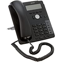 Snom SNO-D712 HD Audio IP Desk Telephone with 4 Line 3.2 Display